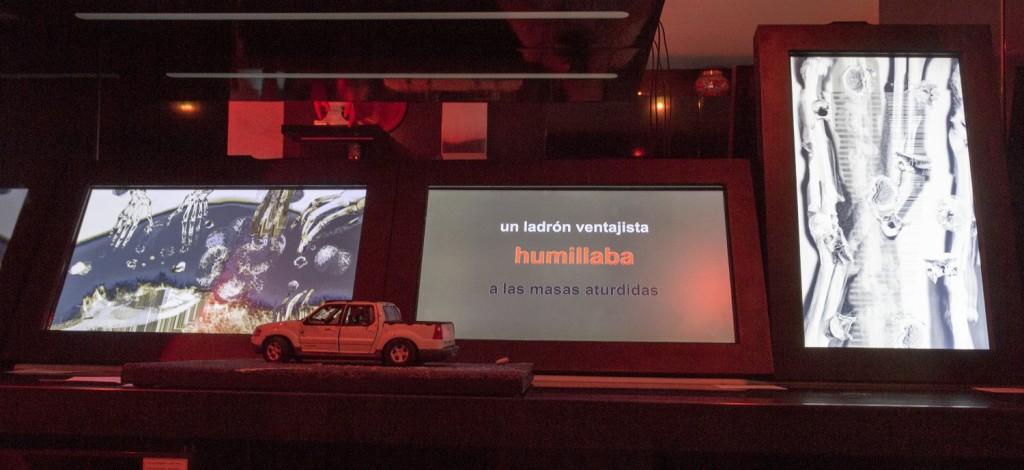 Marcos Glitch 1 - Josselin Bonnetain, Cuitláhuac Acuña