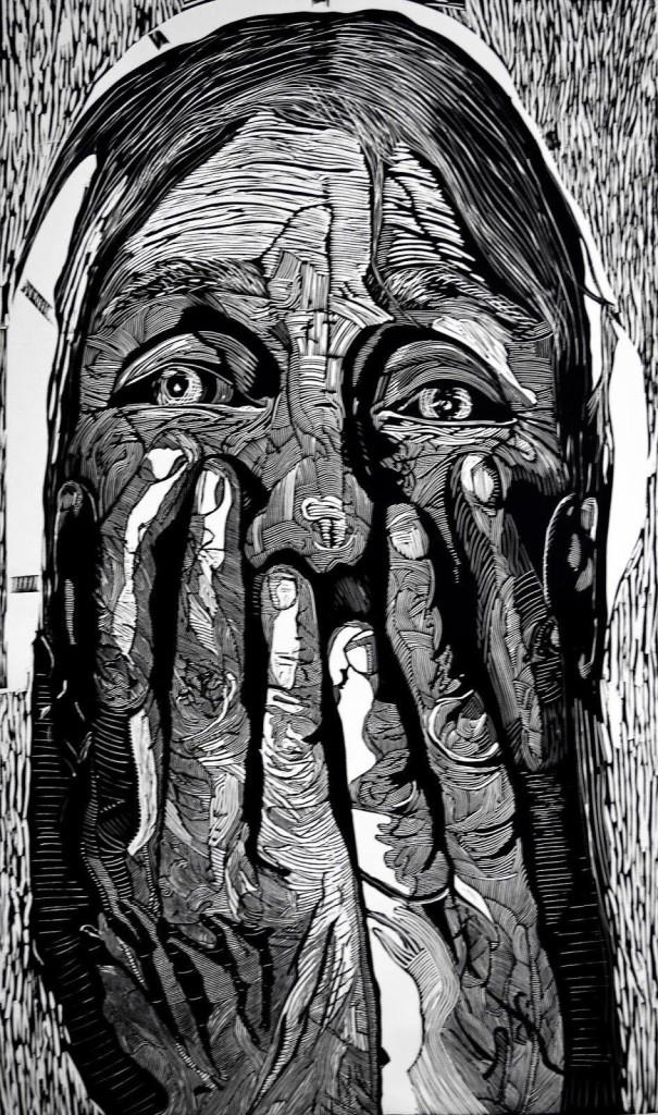 """Zamer en Arte a domicilio 1a edición """"La ciudad signos y cicatrices"""". #ArteparaColeccionar"""