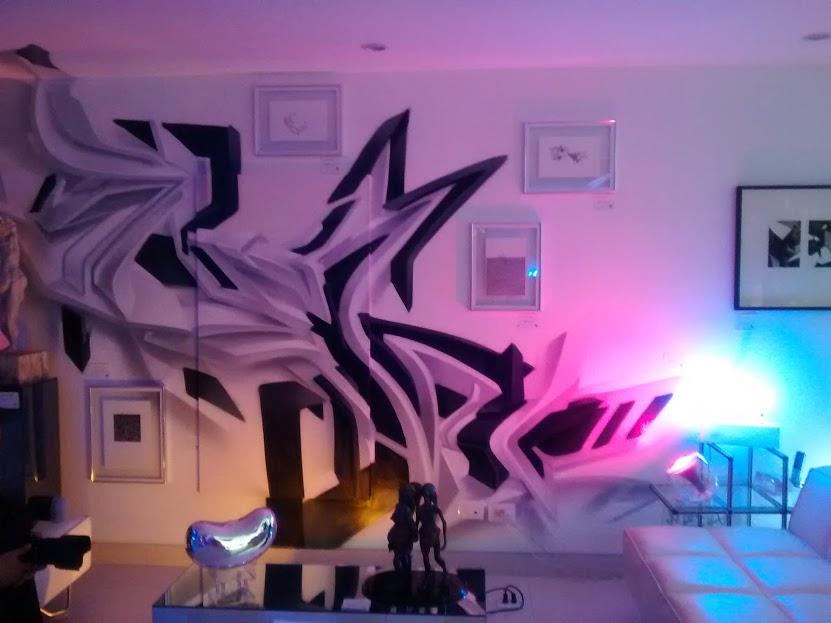 Artículo de Me lo dijo Lola sobre arte a domicilio. Art Cage Condesa.