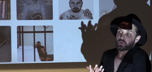 Arte en voz Propia: Abel Azcona, El performance