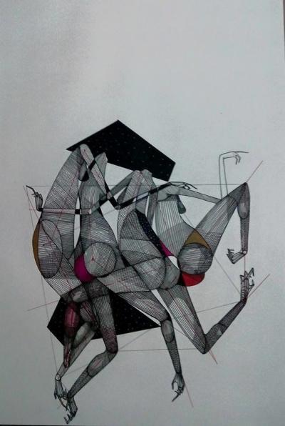 De la serie dualidad humana