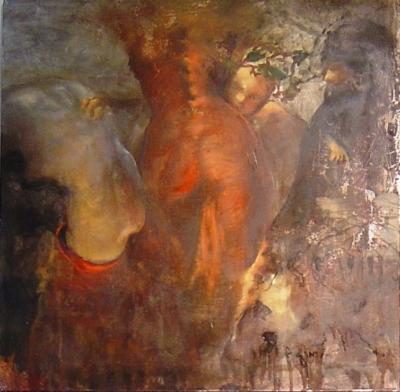 Sobre la idea de la pintura y la naturaleza de las cosas IX-9, 2002