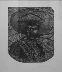 Zapata (Intervención Zapata de Leopoldo Méndez)