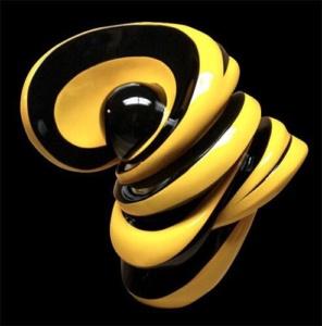 Corazón espiral
